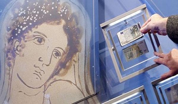 Does Coming Euro Banknote Betray Hand Of The Illuminati