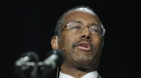 Video: Dr Carson Goes Off In Front Of President Barack Obama At Prayer Breakfast This Morning