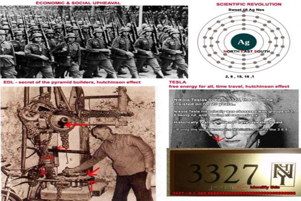 Edward Leedskalnins and Nikola Teslas Secret of the Egyptians