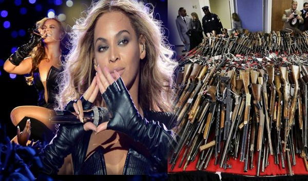 Guns For Beyonce Tickets Hip-Hop Mogul Proposes Free Concert Passes In Buyback Program