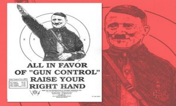 Hitler Gun Control Facts U.S Pro-Gun Advocates Have More in Common With Hitler Than They Think