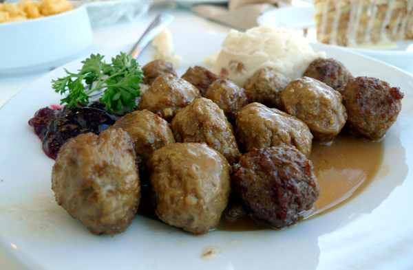 Horse meat found in Ikea meatballs