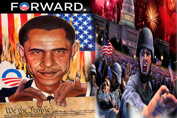 IS OBAMA PUSHING FOR A CIVIL WAR