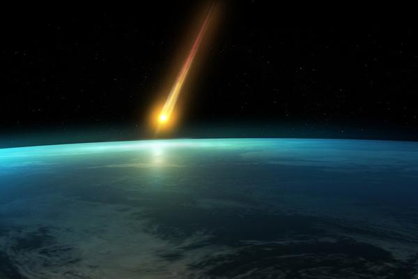 Incoming Meteors San Diego, CA Sonic Boom In Santa Barbara