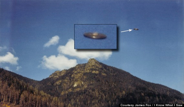 James Fox to Announce $100,000 UFO Reward for Proof of an ET Spacecraft