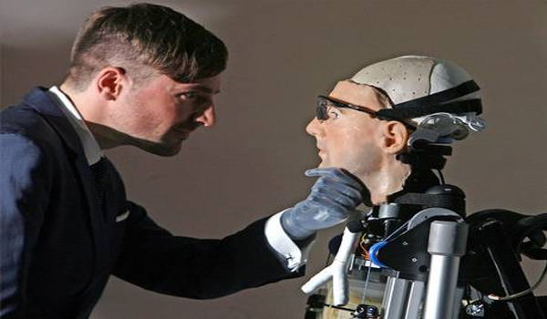 Meet Rex the $1m bionic man with working heart, set of lungs and human face