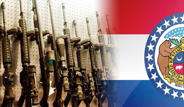 Missouri Democrats Call for Gun Confiscation