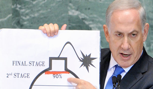 Netanyahu Tells America It's Now Or Never