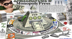 New Deal for Illuminati Banksters