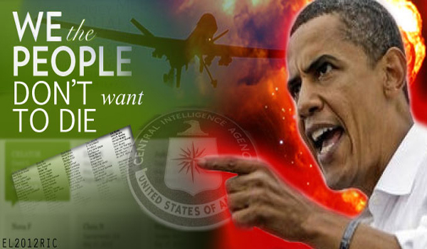 Obama DOJ We Don't Need Clear Evidence To Kill Americans With Drones