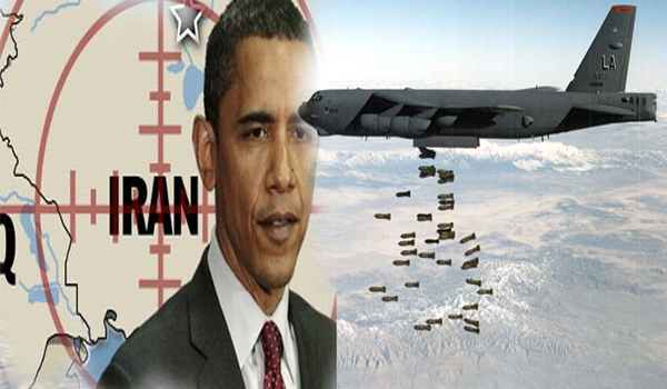 Obama to threaten Iran with military strike in June, Israeli media reports
