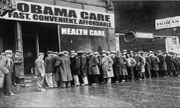 Obamacare to soon cost the average American family $20,000 a year, announces IRS
