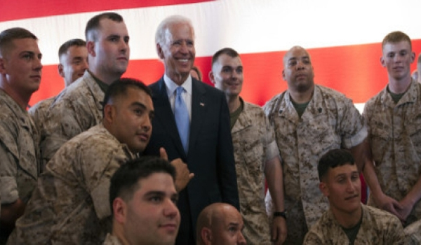 Retired General Tells Biden Military Can Help With Gun Control Agenda
