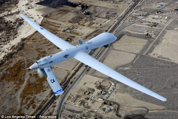 Secret US assassination drone base in Saudi Arabia exposed