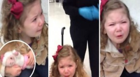 TSA Searches Three Year Old Wheelchair Bound Disabled Girl as Possible Terrorist