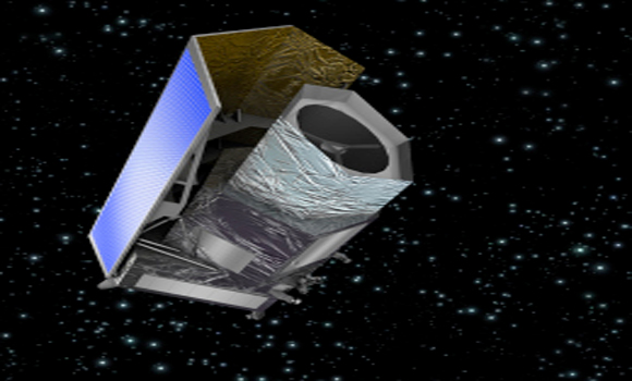 Telescope to Hunt for Missing 96 of the Universe