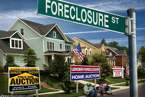 The Banks Show No Mercy 10 Foreclosure Horror Stories That Will Blow Your Mind