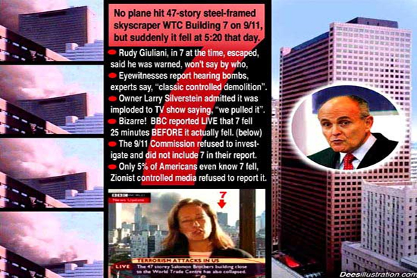 The Moral Decoding of 9-11 Beyond the U.S. Criminal State, The Grand Plan for a New World Order