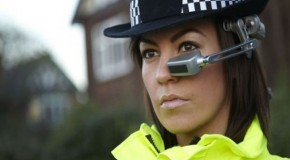 The 'Robocop' headset that lets police see through walls and identify suspects just by LOOKING at them