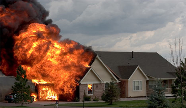 Tips To Stay Safe During A House Fire