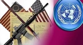 Video: Obama Backup Gun Grab: UN Treaty Confiscation Vote Soon!