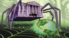 Who Controls The Money? An Unelected, Unaccountable Central Bank Of The World Secretly Does