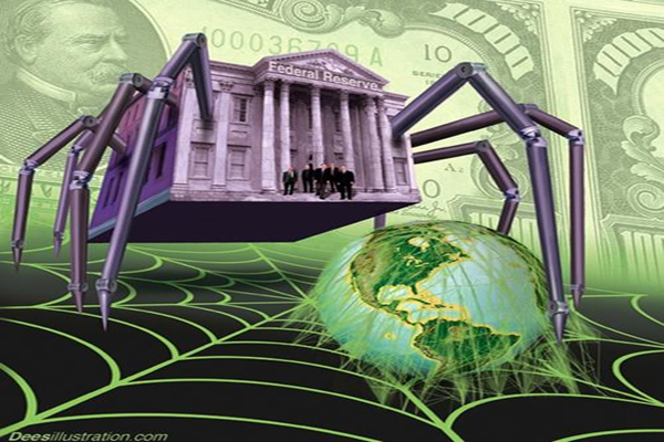 Who Controls The Money An Unelected, Unaccountable Central Bank Of The World Secretly Does