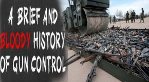 A Brief and Bloody History of Gun Control