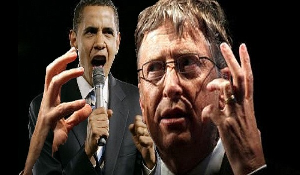 Bill Gates 'Some days I wish we had a system like the UK' to give Obama more power