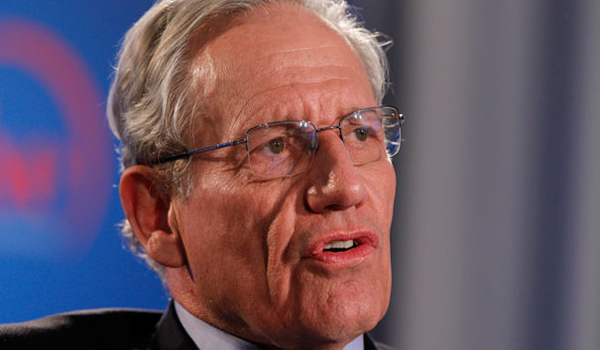 Bob Woodward Tears Into Obama With Veiled Nixonian Criticism 'Madness That I Haven't Seen In A Long Time'