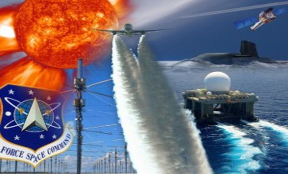 Chemtrails Aerosol and Electromagnetic Weapons in the Age of Nuclear War