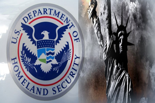 DHS Has Declared War On the USA