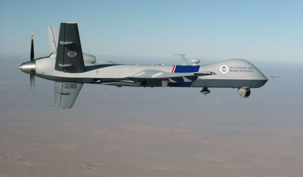 DHS built domestic surveillance tech into Predator drones