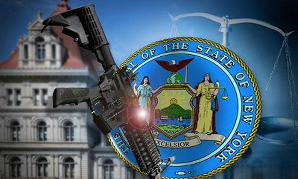 First Man Arrested Under NY's Unconstitutional SAFE Act