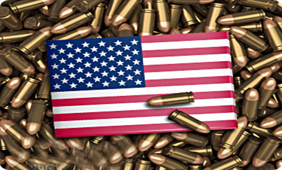 Government ammunition stockpiling story breaks through media censorship and goes mainstream