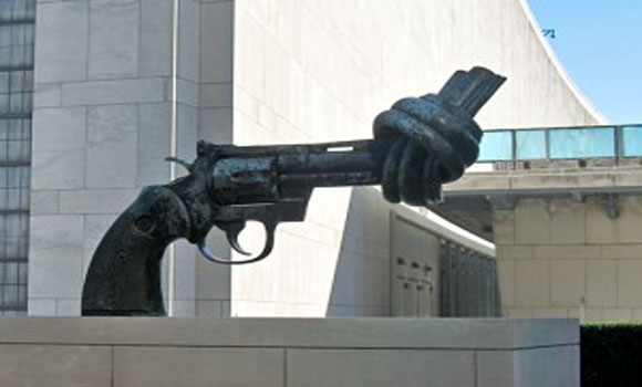 Kerry Commits U.S. To U.N. Arms Trade Treaty Gun Grab