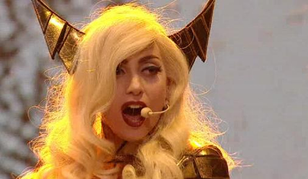 Lady Gaga Admits To Pact With Satan