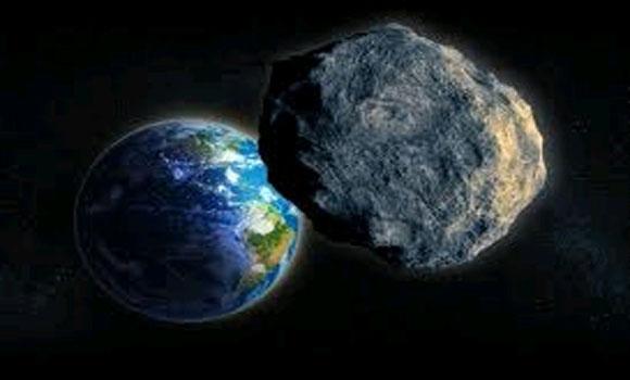 Large asteroid heading to Earth Pray, says NASA