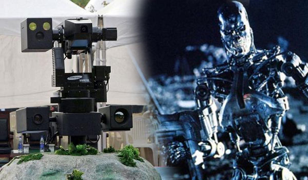 Next generation military robots have minds of their own