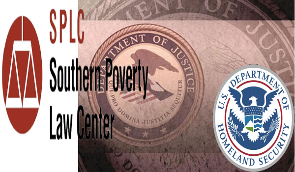 SPLC Letter To DOJ & DHS Patriot Groups Pose Domestic Terror Threat
