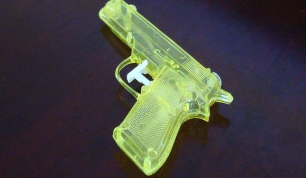 School Calls Cops Over Water Pistol; Vows To Track Down Owner Using Surveillance Cams
