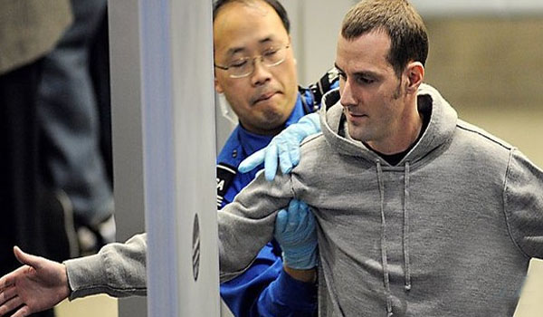TSA agents 'humiliated' wounded Marine with aggressive inspection report