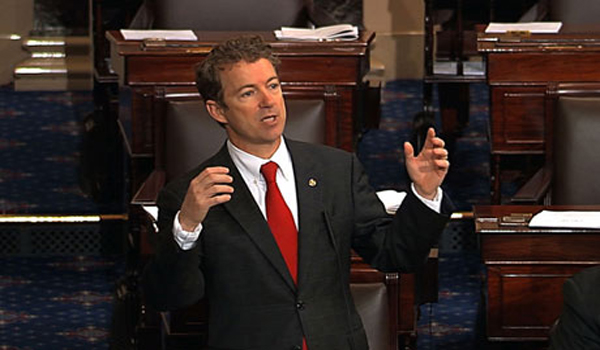 Targeted Drone Killings & Senator Rand Paul's Filibuster Against John Brennan