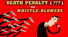 &#8216;To whistleblow is like a death sentence&#8217;: five people who risked everything to speak out