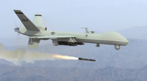 US Drones bombing Africa operated from RAF bases in the heart of the Lincolnshire countryside