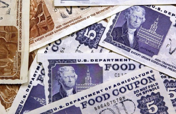 US food stamp use swells to a record 47.8 million