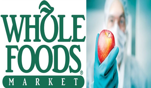 Whole Foods Market Commits to Mandatory GMO Labelling