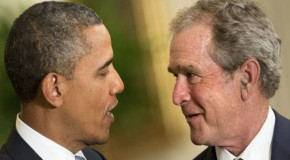 'Obama channeling Bush fever in Iran'