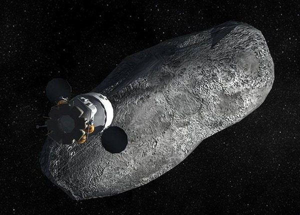 Administration confirms NASA plan Grab an asteroid, then focus on Mars
