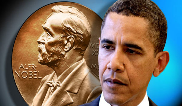 Africa The Growing Campaign to Revoke Obama's Nobel Peace Prize